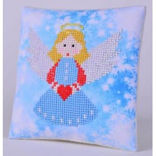 Diamond Dotz Kussen Christmas Angel Pillow