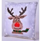 Diamond Dotz Kussen Christmas Reindeer Pillow
