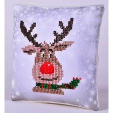 Diamond Dotz Kussen Christmas Reindeer Pillow
