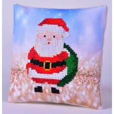 Diamond Dotz Kussen Santa Claus Sack Pillow