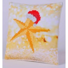 Diamond Dotz Kussen Christmas Star Pillow