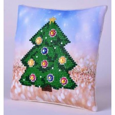 Diamond Dotz Kussen Christmas Tree Pillow