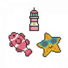 Diamond Dotz Dotzies 3 Stickers Multi Pack - Bubbles - Needleart World