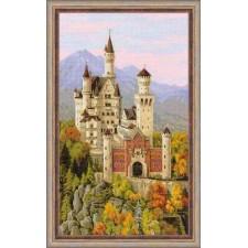 Borduurpakket Neuschwanstein Castle