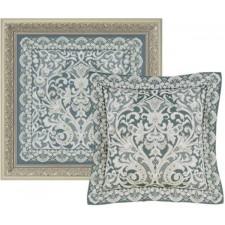 Borduurpakket Kussen Venetiaanse Kant - Cushion Pannel Viennese Lace