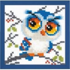 Borduurpakket Uil - Scops Owl