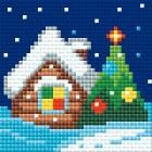 Diamond Mosaic Kerstavond - Christmas Eve