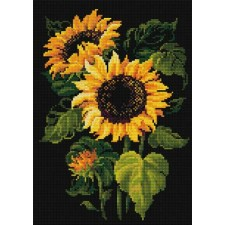 Diamond Mosaic Zonnebloemen - Sunflowers
