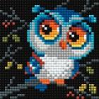 Diamond Mosaic Uil - Owl