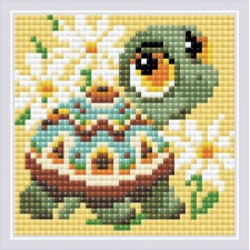 Diamond Mosaic Turtle - RIOLIS