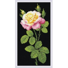 Diamond Mosaic Wonderful Rose