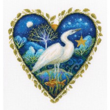 Cross stitch kit The Gift
