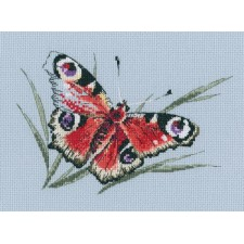 Cross stitch kit Summer Beauty - RTO