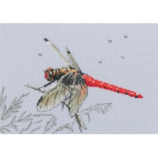 Cross stitch kit Dragonly  - RTO