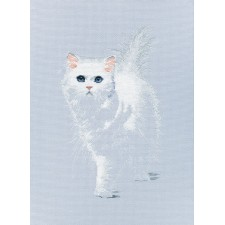 Cross stitch kit Lightsome