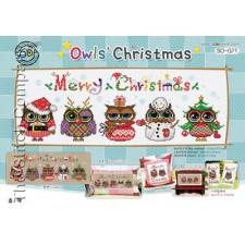 Owls' Christmas