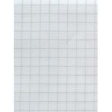 Stoffen Easy Count Aida 20 ct, White 50x55 cm