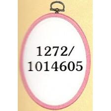 Plastic frame pink 10x14 cm (p.1pc.)