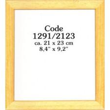 Wooden frame 21x23 cm (p.1pc.)