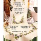 (OP=OP) Tablecloth kit Floral wreath