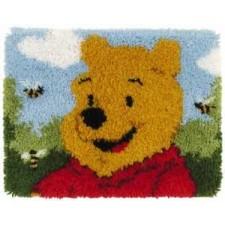 Latch hook rug kit Disney Winnie the Pooh