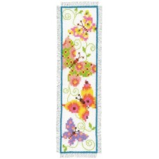Bookmark kit Butterflies flapping I