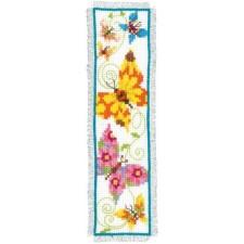 Bookmark kit Butterflies flapping II