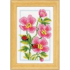 (OP=OP) Miniature kit Pink geranium