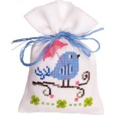Bag kit Blue bird