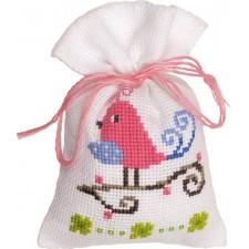 Bag kit Pink bird