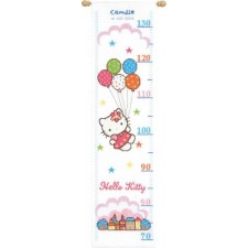 (OP=OP) Counted cross stitch kit Hello Kitty