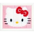 Long stitch kit Hello Kitty