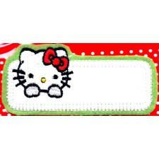 Hello Kitty naam applicatie