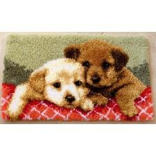 Knoopkleed hondjes