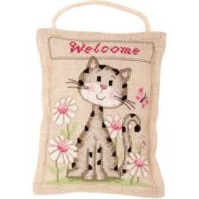 (OP=OP) Deco cushion kit Welcome