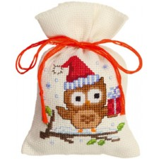 Bag kit Owlet with a present