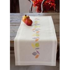 (OP=OP) Table runner kit Colourful leaves