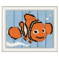 Long stitch kit Disney Nemo