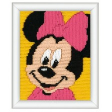 Long stitch kit Disney Minnie Mouse