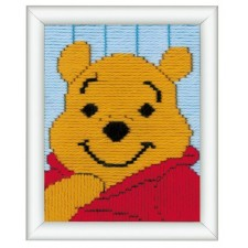 Long stitch kit Disney WInnie the Pooh