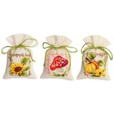 Bag kit Autumn times set of 3