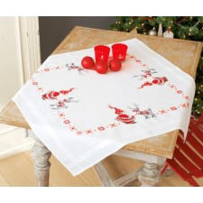 Tablecloth kit Christmas elves