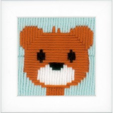 (OP=OP) Long stitch kit Little bear