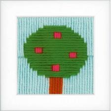 (OP=OP) Long stitch kit Tree