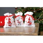 Bag kit Christmas elves set of 3