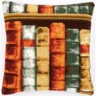 Cross stitch cushion kit Books