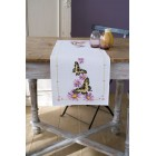 Aida table runner kit Butterflies
