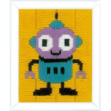 Long stitch kit Robot
