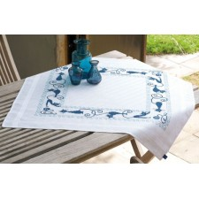 Tablecloth kit Cheerful cats