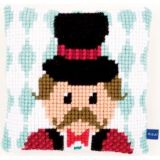 (OP=OP) Cross stitch cushion kit Ringmaster I